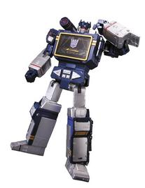 "Takara Tomy Transformers Masterpieces MP-13 ""Soundwave"