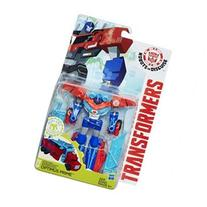 Transformers Robots in Disguise Warrior Class Optimus Prime