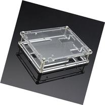Focalwanna Transparent Acrylic Shell Box For Arduino UNO R3