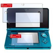 Screen Protector Kit for Nintendo 3DS, 5-Pack