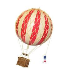 Authentic Models Travels Light Hot Air Balloon Model in True