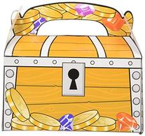 Treasure Chest Favor Box
