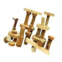 Tree Blocks - 36 pc. Set - One-of-a-Kind by Constructive