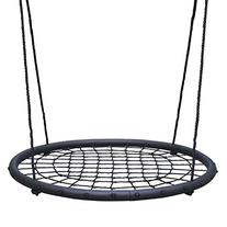 "Tree Net Swing- Giant 40"" Wide Two Person Outdoor Spider Web"