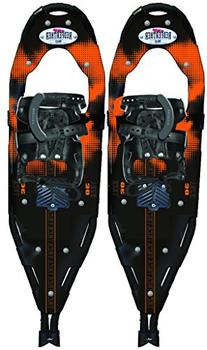 Redfeather Trek 25 Inch Fitness Series Snowshoes with SV2