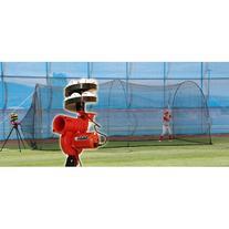 Heater Sports Slider Lite-Ball Pitching Machine with BONUS