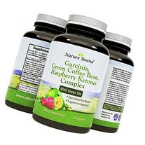 Tri-Blend - Pure Garcinia Cambogia HCA, Green Coffee Bean