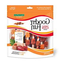 Healthy Hide Good'n'Fun Triple Flavor Kabobs,12 oz