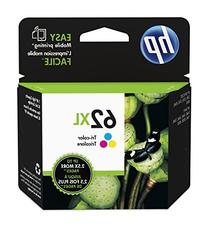 HP 62XL Tri-color High Yield Original Ink Cartridge