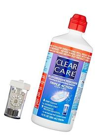 Clear Care Triple Action Cleaning 12 OZ