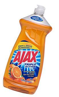 Ajax Triple Action Dish Liquid-Orange - 28 oz