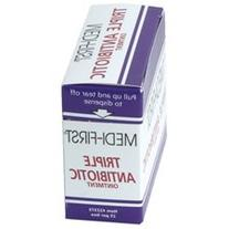 Triple Antibiotic Cream Ointment - 25 ct Box Individual