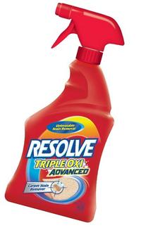 Resolve Carpet Spot & Stain Remover, 16 fl oz Bottle, Carpet