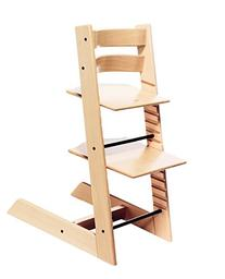 Stokke Classic Tripp Trapp Highchair NATURAL Wood High Chair