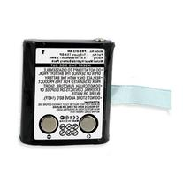 TriSquare TSX100 2-Way Radio Battery  Rechargeable Battery