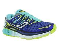 Saucony Women's Triumph ISO Running Shoe, Twilight/Oxygen/
