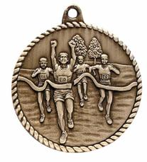 Trophy Paradise High Relief - Cross Country Medal 2.0