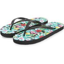 Accessorize Tropical Garden EVA Flip Flops