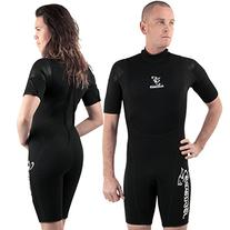 Seavenger 3mm tropical shorty for watersport / diving /