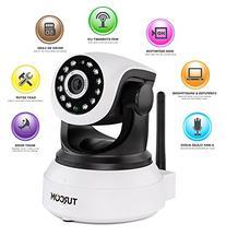 Turcom TS-620 IP Camera Baby Monitor, Night Vision, HD, Two