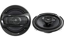 "Pioneer TS-A1675R 6-1/2"" 3-Way TS Series Coaxial Car"