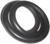 Bell Solid Tube NoMorFlat Bicycle Inner Tire Tube 26 x 1.75-