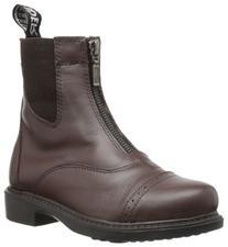 TuffRider Childrens Baroque Front Zip Paddock Boots