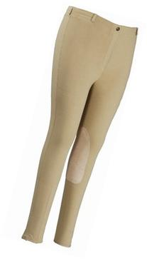 TuffRider Ladies Cotton Pull On Extra Breeches