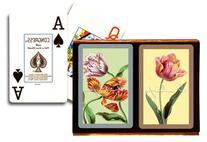 Congress Tulips Jumbo Index Playing Cards