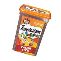 TEMPTATIONS TUMBLERS Treats for Cats Tasty Chicken and