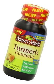 Nature Made Turmeric Antioxidant Herbal Supplement 500 Mg,