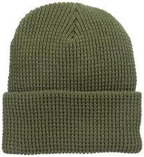Wigwam Men's Tundra Cap, Army Green, One Size