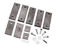 Pinecar Tungsten Incremental Plate Weights 3 oz
