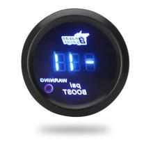 Docooler Digital Turbo Boost Gauge Meter with Sensor for