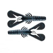 Z-Man Turbo CrawZ Bait, Black/Blue Flake 140915 Z-MAN