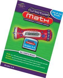 Turbo Twist Math: 5th and 6th Grade Math - Cartridge and