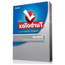 TurboTax Deluxe Federal + E-File + State 2012