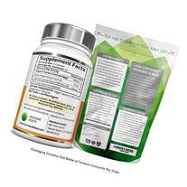 Certified Organic Turmeric Curcumin 120 Capsules 1,100mg