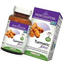 New Chapter Turmeric Force, Turmeric Supplement with Organic