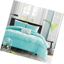Turquoise, Blue, Aqua Girls Full / Queen Comforter Set