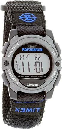 Timex Unisex TW4B02400 Expedition Mid-Size Digital CAT Black