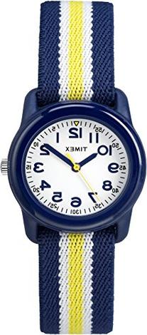 Timex Kids TW7C05800 Blue Resin Watch with Blue/Yellow