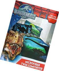 Jurassic World Twin Comforter