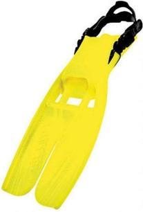 Scubapro Twin Jet Scuba Diving Fins - Medium - Yellow