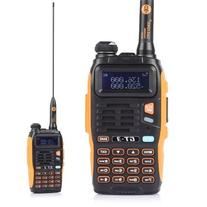 Twin Pack Baofeng PoFung GT-3 Mark-II Transceiver, FM Radio