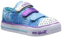 Skechers Kids 10383L Peace N' Love Light-Up Sneaker