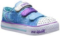 Skechers Kids 10383L Peace N' Love Light-Up Sneaker