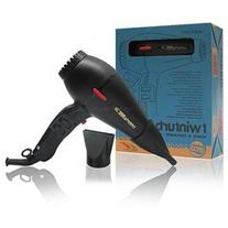 Turbo Power TwinTurbo 3800 Ionic & Ceramic Dryer Black 330