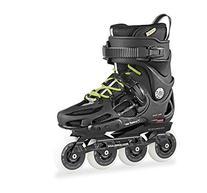 Rollerblade Men's Twister 80 Urban Skate 2015, Black/Green,