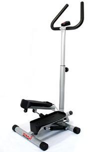 Sunny Health & Fitness NO. 059 Twist Stepper Step Machine w/